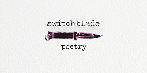 Switchblade Poetry Launch Night