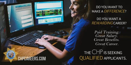 CHP Dispatcher Recruitment Seminar tickets