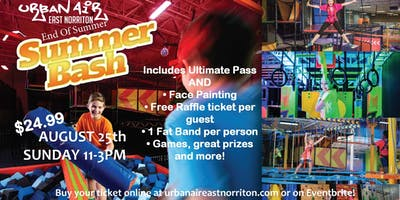 Summer Bash Party!