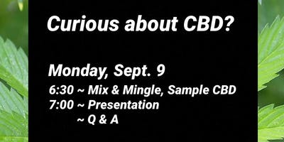 Curious About CBD?