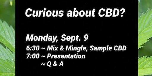 Curious About CBD?