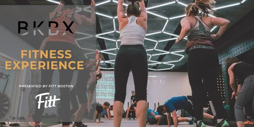 BKBX Fitness Experience Presented by Fitt Boston