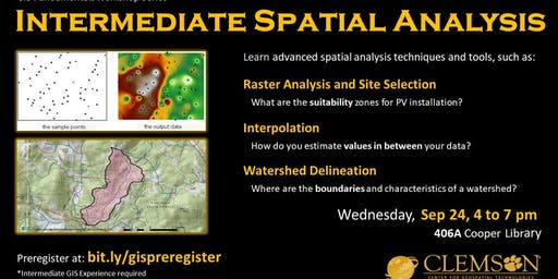 Intermediate Spatial Analysis (in ArcGIS Pro)
