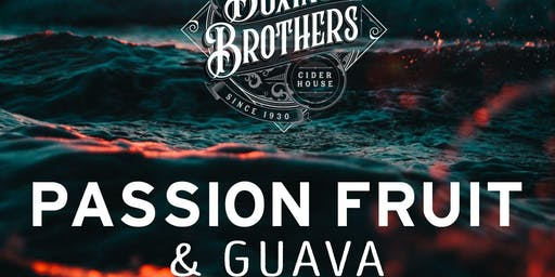 Passion Fruit & Guava Small Batch Release