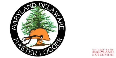 MD-DE Master Logger Core Courses Eastern Maryland tickets