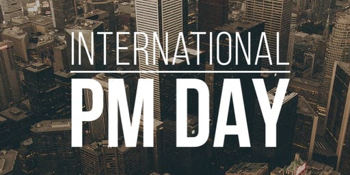 International Project Management Day [Toronto, Nov. 7, 2019]
