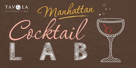 Manhattan Cocktail Lab tickets