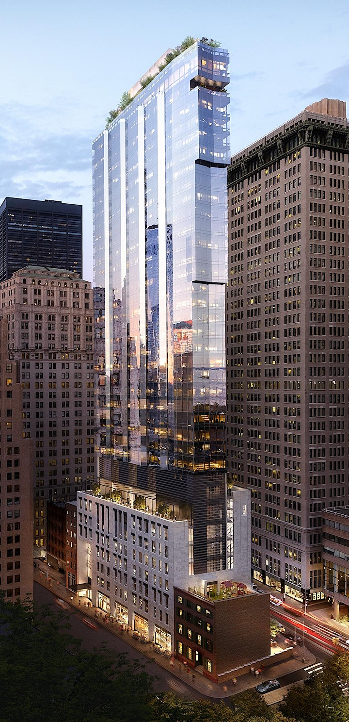 Sustainable Homes  Panel + First Look at 77 Greenwich St image