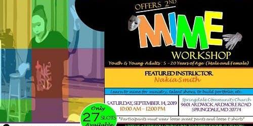 2nd Mime Workshop