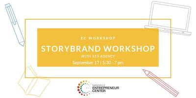 EC Workshop: StoryBrand Workshop with 5x5 Agency