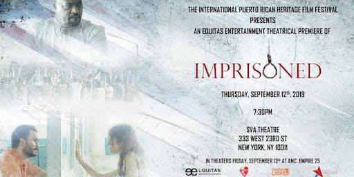 """NYC """"Imprisoned"""" Premier"""