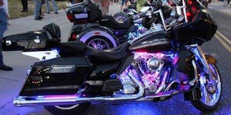 FREE Light the Night Bike Show - September 6, 2019 tickets