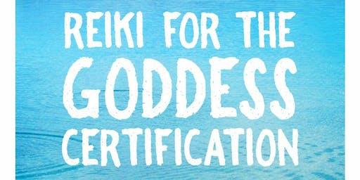 Usui Reiki Level Two For The Goddess