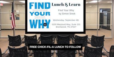 Lunch & Learn - September 2019
