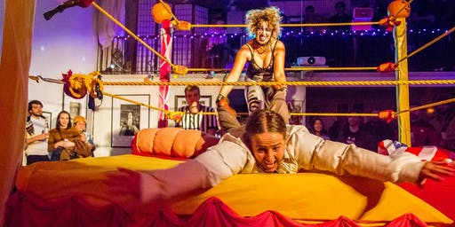 AWFUL Wrestling Presents: AWFUL Talk! at Free Fringe Philly Cab