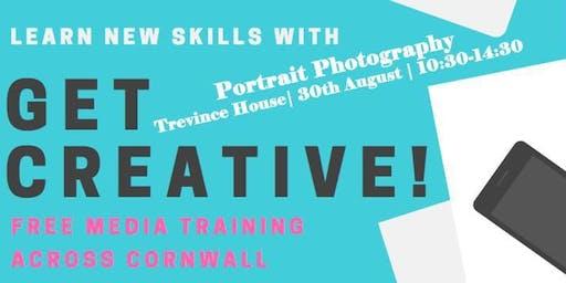 Get Creative! Portrait Photography Workshop
