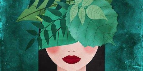 Curso Online de Aromaterapia Feminina tickets