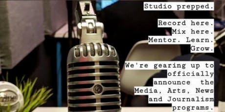 Call for Podcasters: Media, Art & Journalism Info Session tickets