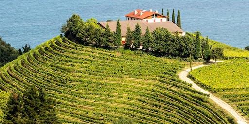 Spanish Coastal Wine Dinner