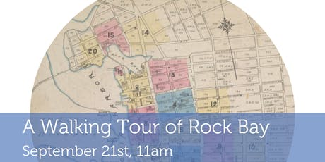 Residential Remains: A Walking Tour of Rock Bay tickets