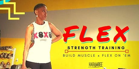 FLEX - Strength Training tickets