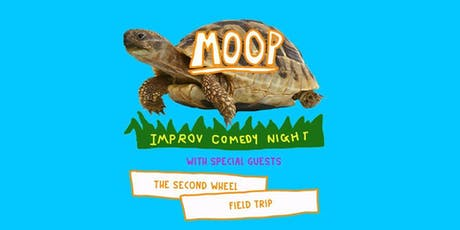 MOOP: Improv Comedy Night tickets