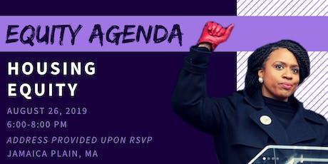 A-Team Equity Agenda Event: Housing Equity tickets