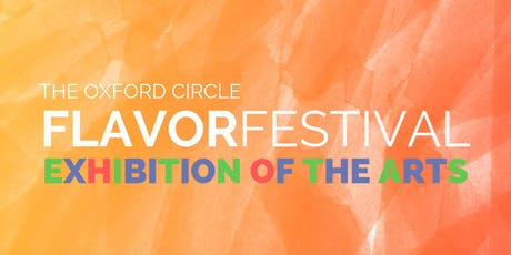 Flavor Festival Exhibition of the Arts tickets