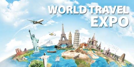 "Expedia CruiseShipCenters Edmonton Area present ""Edmonton's Premier Travel Expo"" tickets"