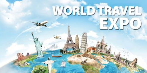 "Expedia CruiseShipCenters Edmonton Area present ""Edmonton's Premier Travel Expo"""