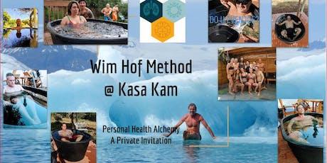 Wim Hof Method Fundamentals Workshop @Kam's tickets