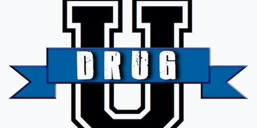 Drug-U: Parent Sessions - Session 1: Vaping, Nicotine & Addiction