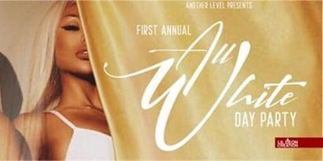 First Annual All White Day Party tickets