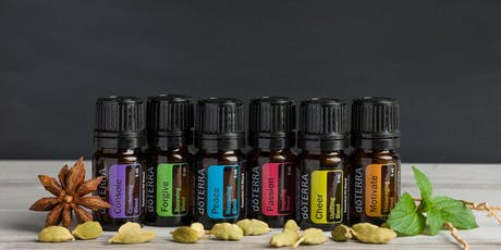 doTERRA Essential Oils and Emotions tickets
