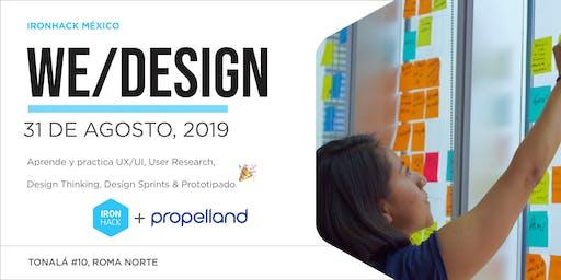 [WE/DESIGN] - Diseña tu prototipo en un día