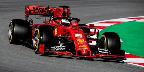 Italian Grand Prix Breakfast & Car Meet tickets