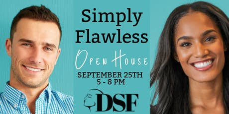 Simply Flawless -2019 Cosmetic Open House tickets