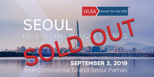 IIUSA Global Banquet Series: Seoul
