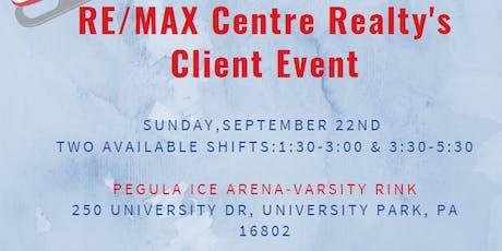 Open Skate Pegula Client Event tickets