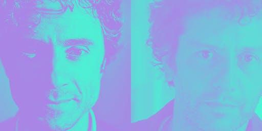 In conversation:  Thomas Heatherwick and Dezeen editor Marcus Fairs