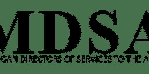 MDSA Fall Conference 2019