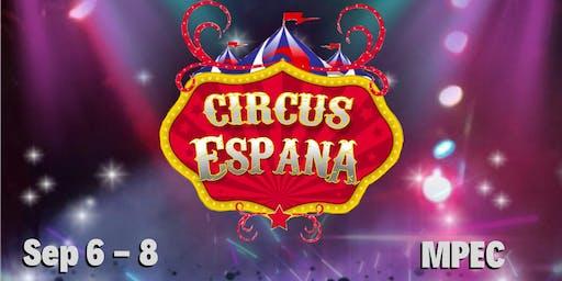 Circus Espa˜na - Wichita Falls