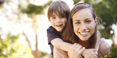 ONLINE—Mothers and Sons: Raising Boys Into Men (Preschool/Elementary)