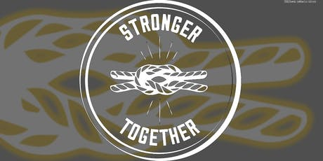 Stronger Together 2019 Men's Retreat tickets