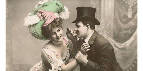 Victorian Secrets: Intimate Relationships - Encore Presentation tickets
