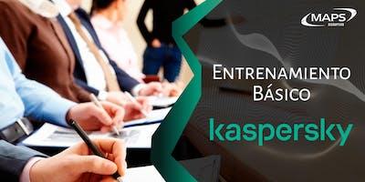 Entrenamiento Kaspersky