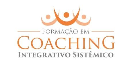Formação em Coaching Integrativo Sistêmico  ingressos
