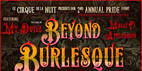 Beyond Burlesque tickets