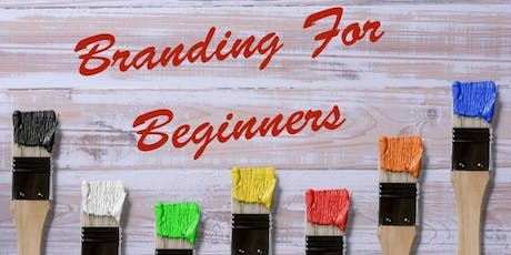 Branding for Beginners tickets