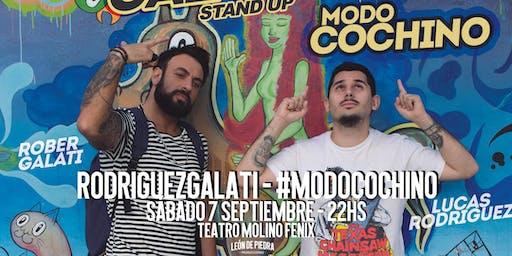 RODRIGUEZGALATI - #ModoCochino